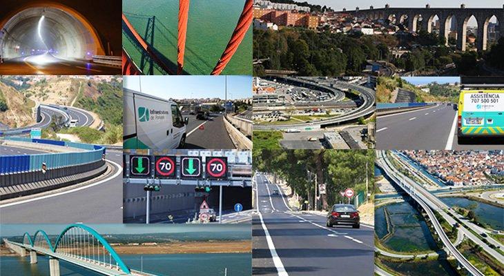 Estado da infraestrutura - Rodovia